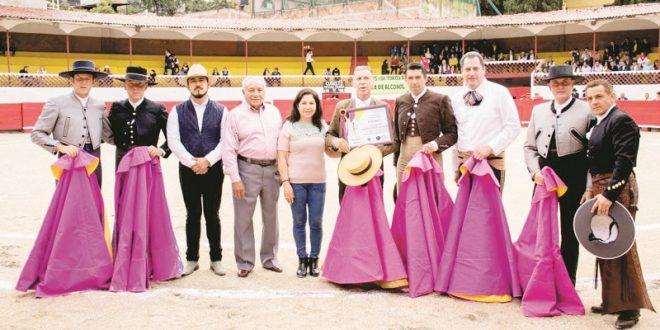 Agradable festival en La Florecita