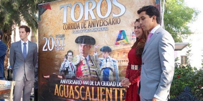 El 20 de octubre en Aguascalientes, cartelazo en los festejos municipales