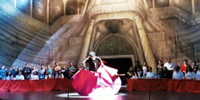 EL BRECO, en la Ópera Carmen; se presenta viernes, sábado y domingo en Toluca
