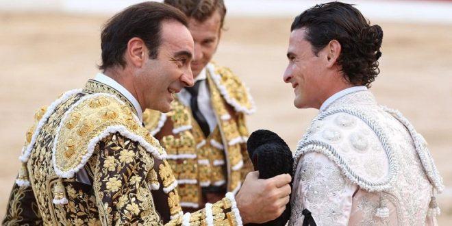 Corta El Payo una oreja; El Galo ya es matador de toros