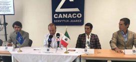 Defiende CANACO en Cd. Juárez celebración de festejo; genera empleos directos e indirectos, subraya