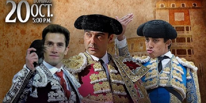 Lista, la corrida del municipio en Aguascalientes