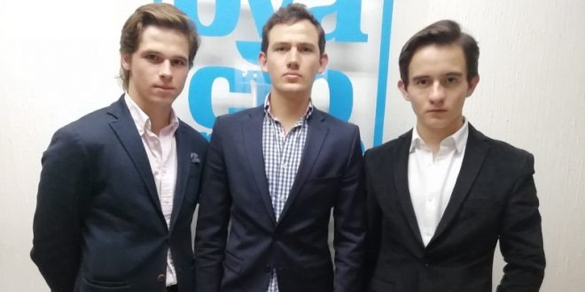 Tres novilleros por galardones