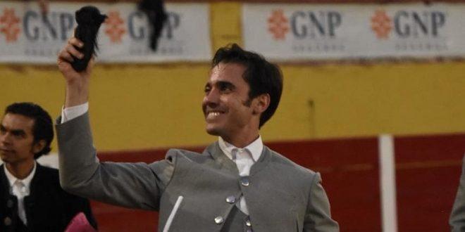 Oreja, a José Mauricio en festival aguascalentense