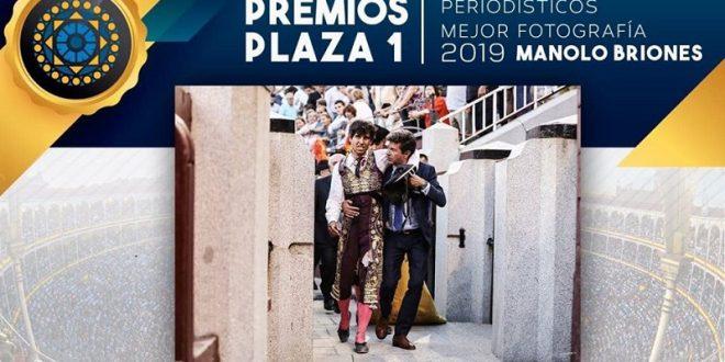 MANOLO BRIONES, designado MEJOR fotógrafo de la TEMPORADA en LAS VENTAS