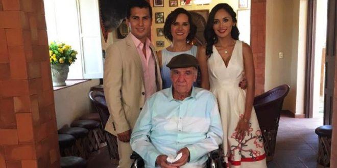 Murió el ganadero Enrique Chávez Ponce de León