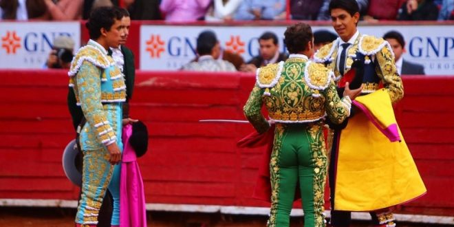 La disfruté mucho, dice Hermosillo, flamante matador de toros