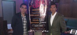 Gamero, Téllez y Romero, por el Escapulario de Plata, en Zacatecas
