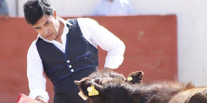 Rafael Ortega, listo para el festival sabatino de lujo en Tlaxcala