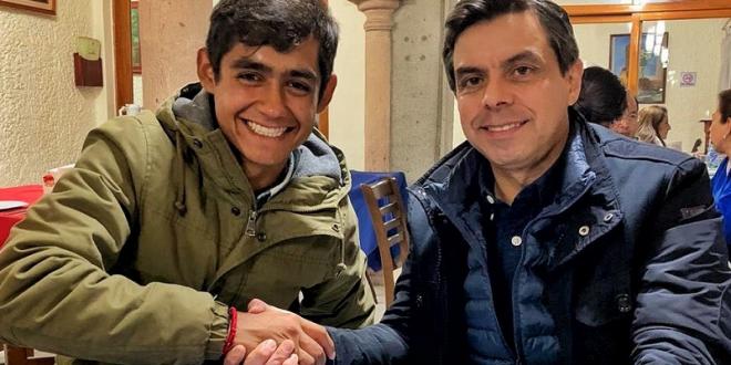 ALEJANDRO Adame será apoderado por Mario del Olmo; y se anunciara ALEJANDRO