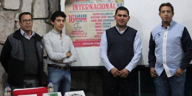 Festejo altruista en Zacatecas