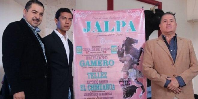 Carteles para la afamada feria de Jalpa, Zacatecas