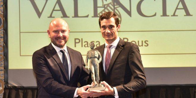 Arrasa Paco Ureña con los reconocimientos europeos