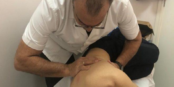 Rafaelillo: 'Buena cicatrización de las fracturas en parrilla costal izquierda'