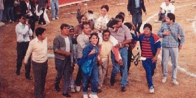 En 1993 había entradones en las novilladas dela México