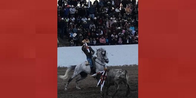 Celebran y blindan la tauromaquia en Sain Alto, Zacatecas