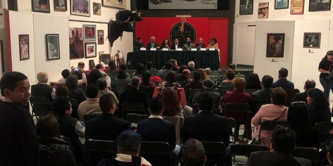 Vive Fonseca velada con 'duende'