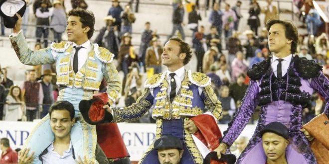 Ferrera, Roca Rey y Valadez… ¡MUY LEONES!
