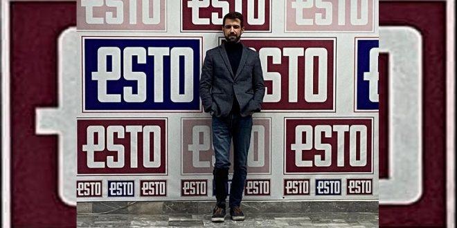 Arturo Macías, profesional de tiempo completo