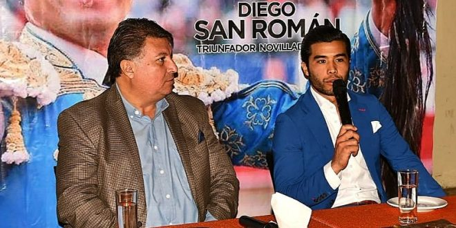 Arrasa Diego San Román en Guadalajara