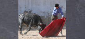 Manuel Gutiérrez, el día 22 en Agüitas (*Fotos del encierro*)