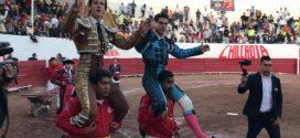 Salen a hombros, en Ciudad Lerdo, Garza Gaona y Gilio