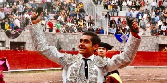 Alejandro se lleva la tarde en Jerez, Zacatecas