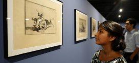 Arte de Goya sobre tauromaquia brilla en pleno debate sobre toros en Perú (*Fotos*)