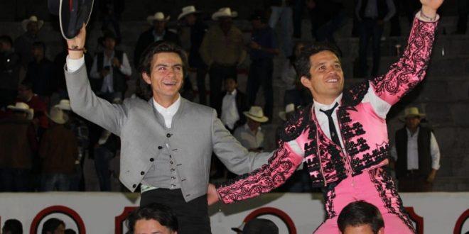 Aloy y El Chihuahua, en Volandas en Pino, Zacatecas