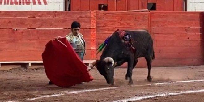 En Ciudad Lerdo MANOLO SERNA torea BIEN, pero mata MAL