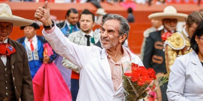 MUERE el doctor  RODOLFO SAMPERIO; durante más de 25 años fue Jefe de los Servicios Médicos de Pachuca