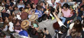 Desbordantes muestras de cariño a los Hermoso de Mendoza, tras festejo en México (*Fotos*)