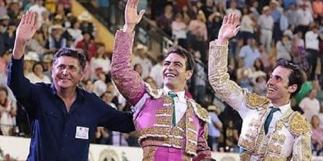 A hombros en Autlán de la Grana, Macías, José Mauricio y el ganadero