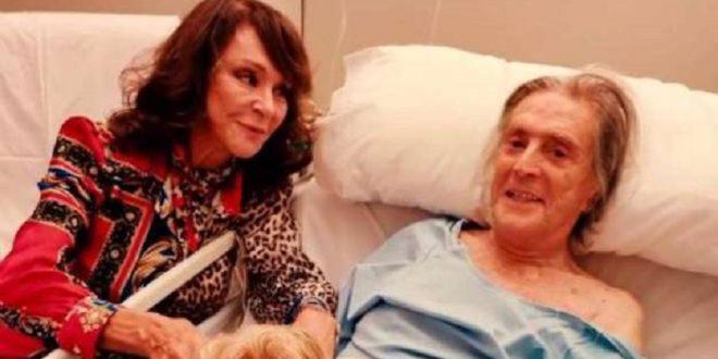 Jaime Ostos, ingresado al hospital por una preocupante lesión en la espalda