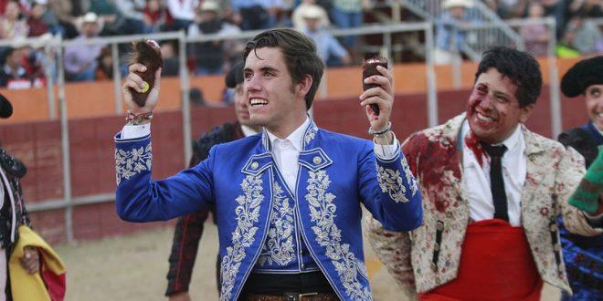 Triunfal cerrojazo de Guillermo Hermoso de Mendoza a su temporada mexicana