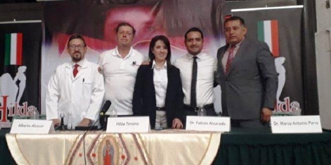 Hilda Tenorio prepara reaparición tras grave cornada del año pasado; probará fortuna en España