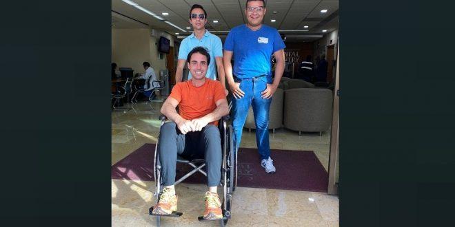 Reoperan a José Mauricio tras cornada cerrada (*Fotos*Se requiere discreción*)