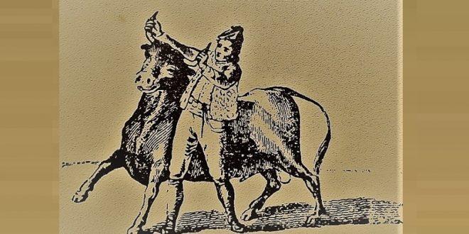 En los siglos XVI y XVII…Evolución del toreo a pie