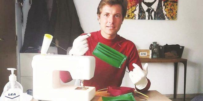 Cambia avíos por máquina de coser