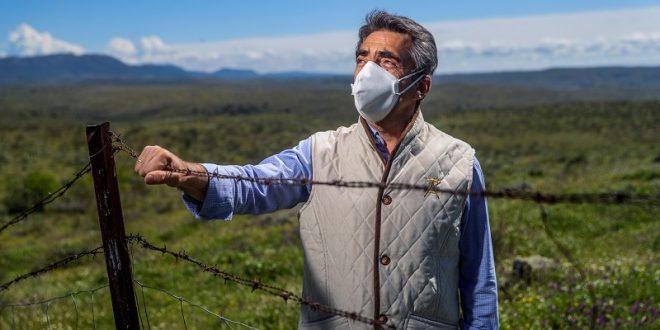 Hay ganaderos que están mandando toros y vacas al matadero: Victorino Martín (*Fotos*)