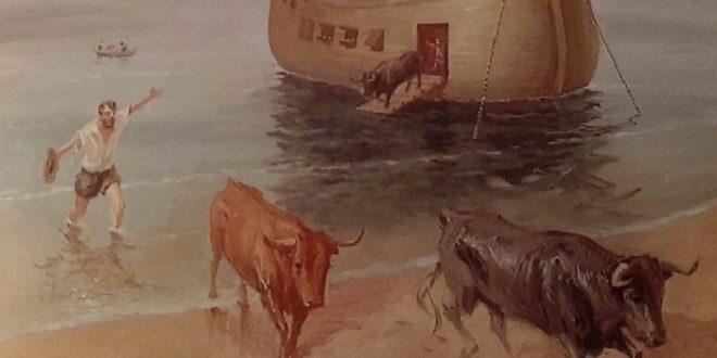 A partir de 1521… Llega el toro a México