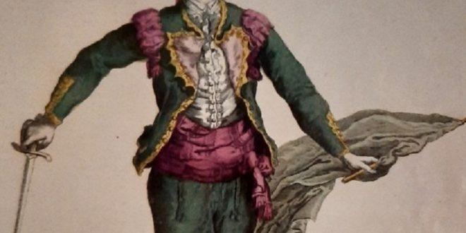 """En el siglo XVIII…""""Costillares"""" revoluciona el traje de luces"""