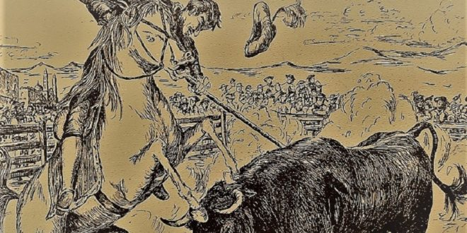 Lanzadas a caballo… Frente a frente y al estribo