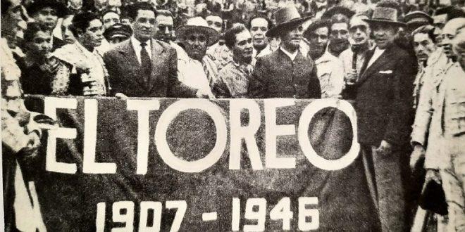 El 19 de mayo de 1946 fue su clausura…El Toreo de la Condesa ya no era plaza de toros
