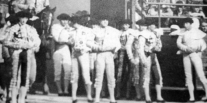 El 5 de febrero de 1946…Vino la esperada inauguración del gran coso