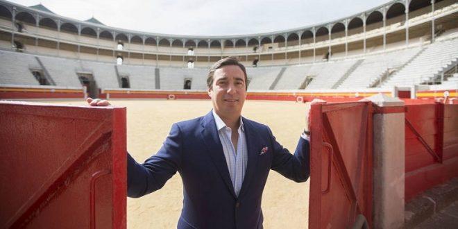 El empresario José María Garzón tiene la mira puesta en una feria mexicana