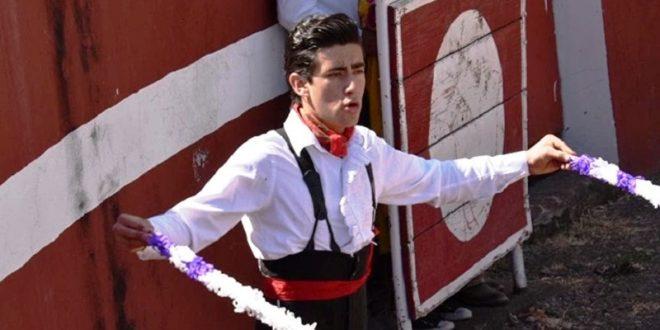 CAMBIA 'LOLO' Gutiérrez motociclismo por fiesta brava; probará fortuna como novillero