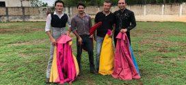 Los hermanos Lagravere se preparan intensamente… Le salen al 'toro-toro' (*Fotos*)