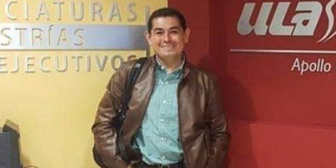 Bernardo Rentería, delicado por posible bacteria