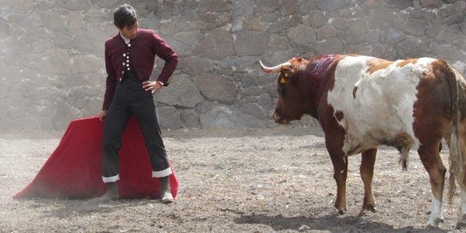 Francisco Martínez, de tienta en el campo bravo guanajuatense